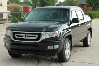 Used 2009 Honda Ridgeline EX-L CERTIFIED for sale in Waterloo, ON