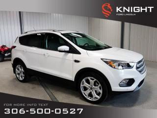 Used 2019 Ford Escape Titanium for sale in Moose Jaw, SK