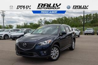 Used 2016 Mazda CX-5 GS-Luxury for sale in Prince Albert, SK