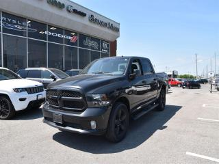 Used 2017 RAM 1500 BLACK RAM EXPRESS PACKAGE/UCONNECT/STEPS for sale in Concord, ON