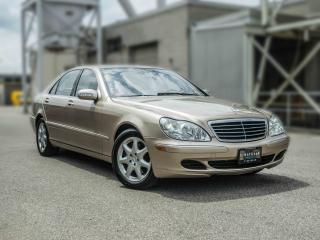 Used 2006 Mercedes-Benz S-Class 5.0L I 4MATIC I LOW KM for sale in Toronto, ON
