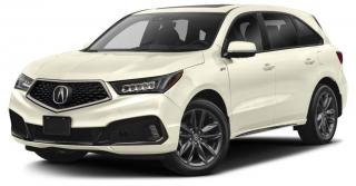 New 2019 Acura MDX A-Spec for sale in Burlington, ON