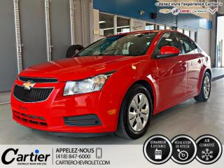 Used 2014 Chevrolet Cruze 4dr Sdn for sale in Québec, QC