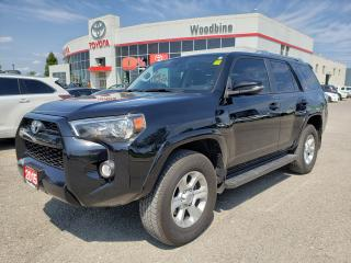 Used 2015 Toyota 4Runner SR5 V6 NO ACCIDENTS | ONE OWNER | LEGENDARY 4X4 for sale in Etobicoke, ON