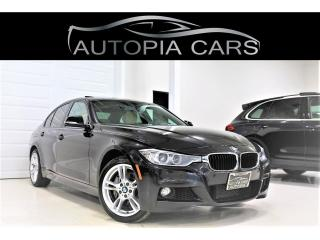 Used 2015 BMW 3 Series 4dr Sdn 335i xDrive AWD for sale in North York, ON