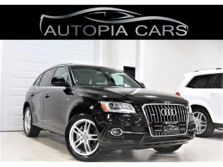 Used 2016 Audi Q5 quattro 4dr 2.0T Technik for sale in North York, ON