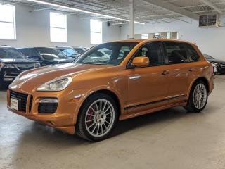 Used 2009 Porsche Cayenne GTS/NAVI/SUEDE SEATS/REAR SUN SHADES/PARK ASSIST! for sale in Toronto, ON