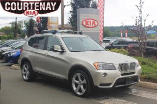Used 2011 BMW X3 28i for sale in Courtenay, BC