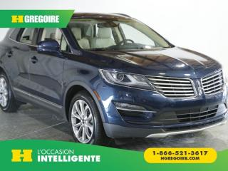 Used 2015 Lincoln MKC AWD AC GR ELEC for sale in St-Léonard, QC