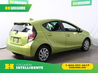 Used 2015 Toyota Prius c 5DR HB A/C for sale in St-Léonard, QC