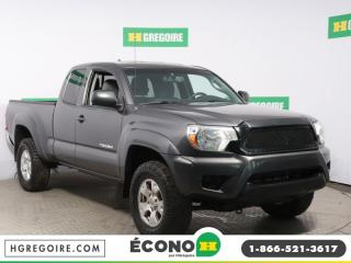 Used 2014 Toyota Tacoma AWD V6 A/C GR for sale in St-Léonard, QC