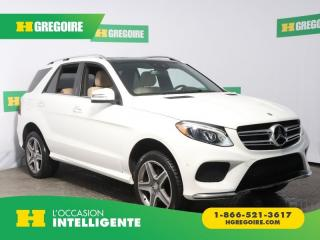 Used 2016 Mercedes-Benz C 300 GLE 350D AWD A/C for sale in St-Léonard, QC