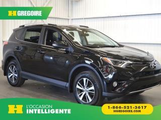 Used 2016 Toyota RAV4 XLE AWD CAMÉRA-TOIT for sale in St-Léonard, QC