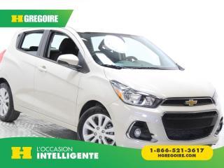 Used 2017 Chevrolet Spark Lt Caméra De Recul for sale in St-Léonard, QC