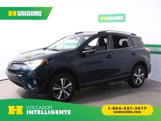 Used 2017 Toyota RAV4 XLE A/C GR ÉLECT for sale in St-Léonard, QC