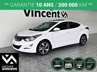 Used 2016 Hyundai Elantra Gls Gar. for sale in Shawinigan, QC