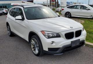 Used 2015 BMW X1 Xdrive28i - Sport Line for sale in Dorval, QC