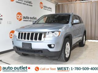 Used 2013 Jeep Grand Cherokee LEATHER SEATS, BACKUP CAMERA for sale in Edmonton, AB