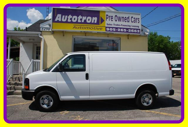 2015 Chevrolet Express 2500 3/4 Ton Cargo Van, Loaded