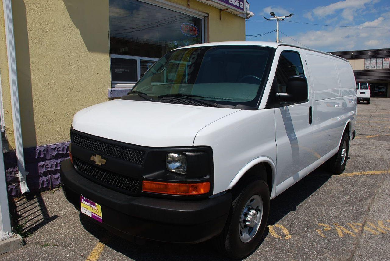2015 Chevrolet Express 2500