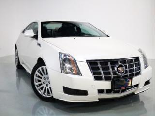 Used 2012 Cadillac CTS 4 COUPE  3.6L   BOSE AUDIO   PERFORMANCE PKG for sale in Vaughan, ON