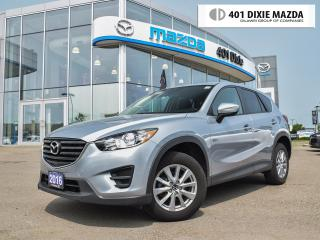 Used 2016 Mazda CX-5 GX|NO ACCIDENTS|1.9% FINANCE AVAILABLE|ONE OWNER for sale in Mississauga, ON