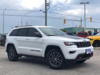Used 2017 Jeep Grand Cherokee Trailhawk**4X4**Leather**Sunroof**NAV**Blind Spot for sale in Mississauga, ON