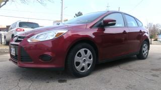 Used 2013 Ford Focus 5DR HB SE for sale in Oakville, ON