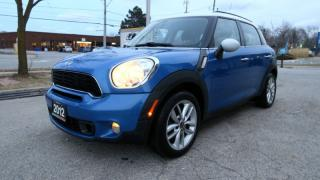 Used 2012 MINI Cooper Countryman FWD 4dr S for sale in Oakville, ON