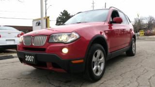 Used 2007 BMW X3 AWD 4dr 3.0si for sale in Oakville, ON