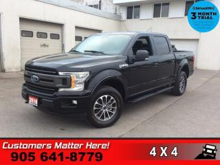 Used 2018 Ford F-150 XLT  SPORT-PKG BUCKETS CONSOLE P/SEAT MAX-TOW for sale in St. Catharines, ON