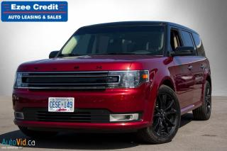 Used 2018 Ford Flex SEL for sale in London, ON