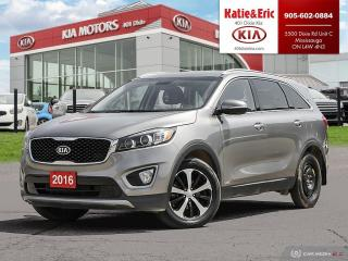 Used 2016 Kia Sorento 2.0L EX for sale in Mississauga, ON