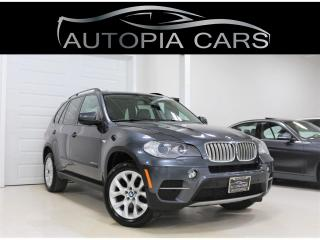 Used 2013 BMW X5 AWD 4dr 35d for sale in North York, ON