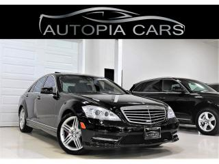 Used 2013 Mercedes-Benz S-Class 4dr Sdn S 550 4MATIC SWB for sale in North York, ON