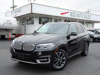 Used 2016 BMW X5 xDrive35i, 7 Pass, Radar Assist, Panoramic Roof for sale in Vancouver, BC