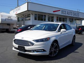 Used 2018 Ford Fusion Titanium, All Wheel, Navigation, Sunroof for sale in Vancouver, BC