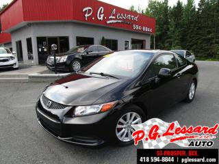Used 2012 Honda Civic Ex, T.ouvrant for sale in St-Prosper, QC