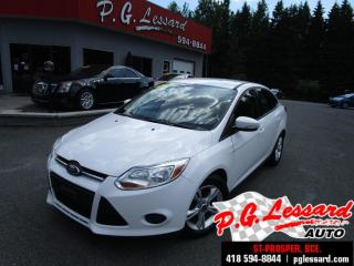 Used 2014 Ford Focus SE for sale in St-Prosper, QC
