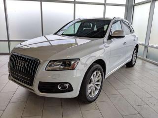 Used 2016 Audi Q5 PREMPLS for sale in Edmonton, AB