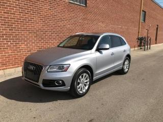 Used 2015 Audi Q5 quattro 4dr 2.0T Technik for sale in Mississauga, ON
