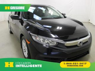 Used 2017 Honda Civic LX for sale in St-Léonard, QC