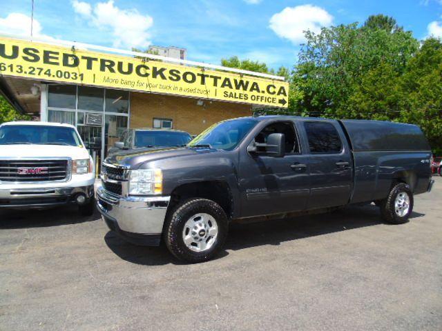 2011 Chevrolet Silverado 2500 6.6 Duramax Diesel LS