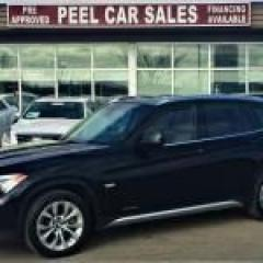 Used 2012 BMW X1 28I|PANOROOF|LEATHER|ALLOYS|MEMORYSEATS|CERTIFIED! for sale in Mississauga, ON