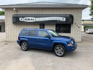 Used 2009 Jeep Patriot SPORT for sale in Mount Brydges, ON