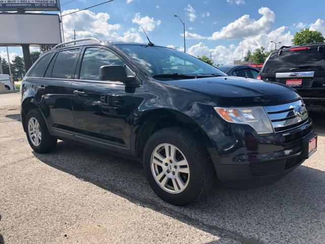 2009 Ford Edge SE, ACCIDENT FREE, ONE OWNER, WARRANTY, CERTIFIED