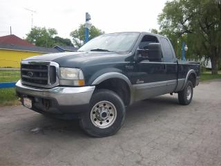 Used 2004 Ford F-250 XLT for sale in Oshawa, ON