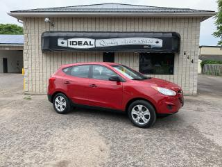 Used 2013 Hyundai Tucson GL for sale in Mount Brydges, ON