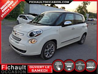 Used 2014 Fiat 500 L Lounge **** CUIR*** TOIT PANORAMIQUE**** for sale in Châteauguay, QC