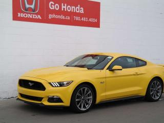 Used 2015 Ford Mustang GT, RECARO SEATS, LEATHER, MANUAL for sale in Edmonton, AB